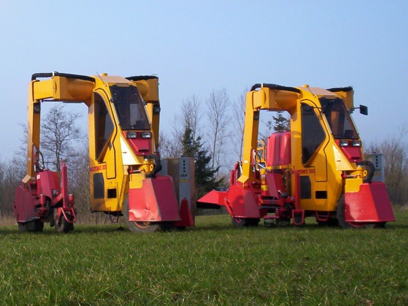 Portaaltractor Damcon Multitrike
